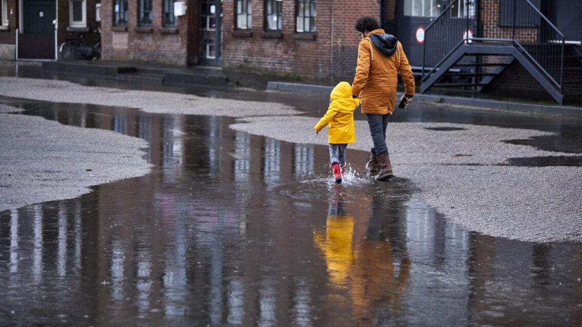 Bereid je huis voor op overstroming