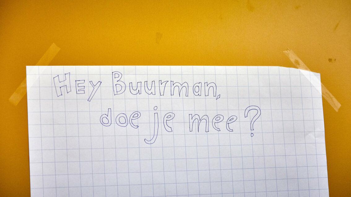 Praat mee over De toekomst van Rotterdam!