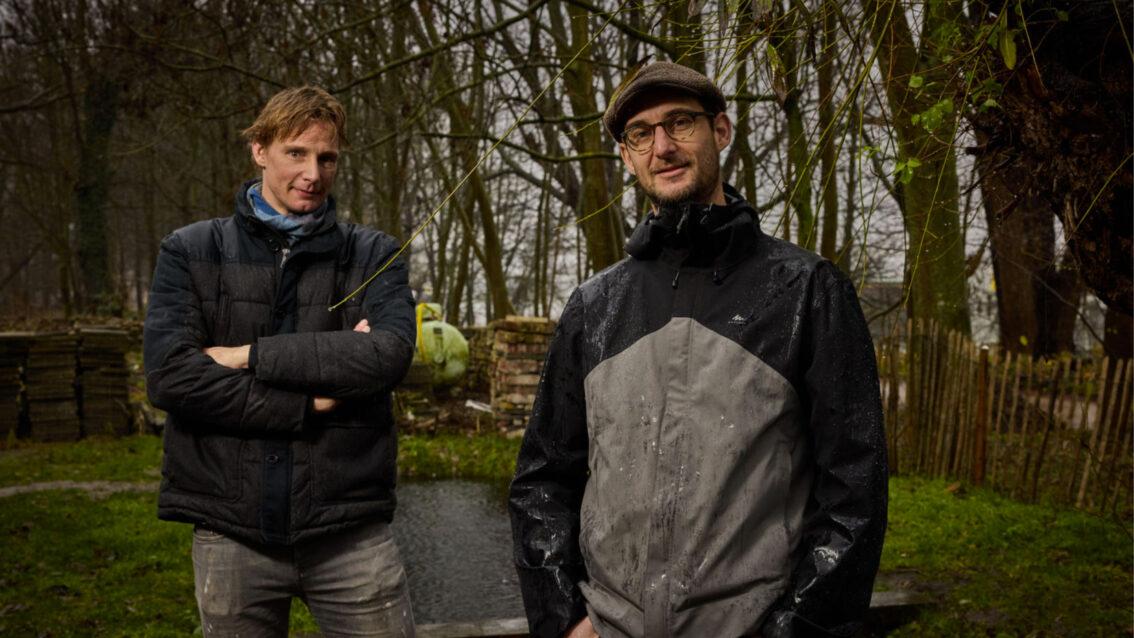 Water, polders en eilandgevoel – Zes kunstenaars op het Eiland van Brienenoord