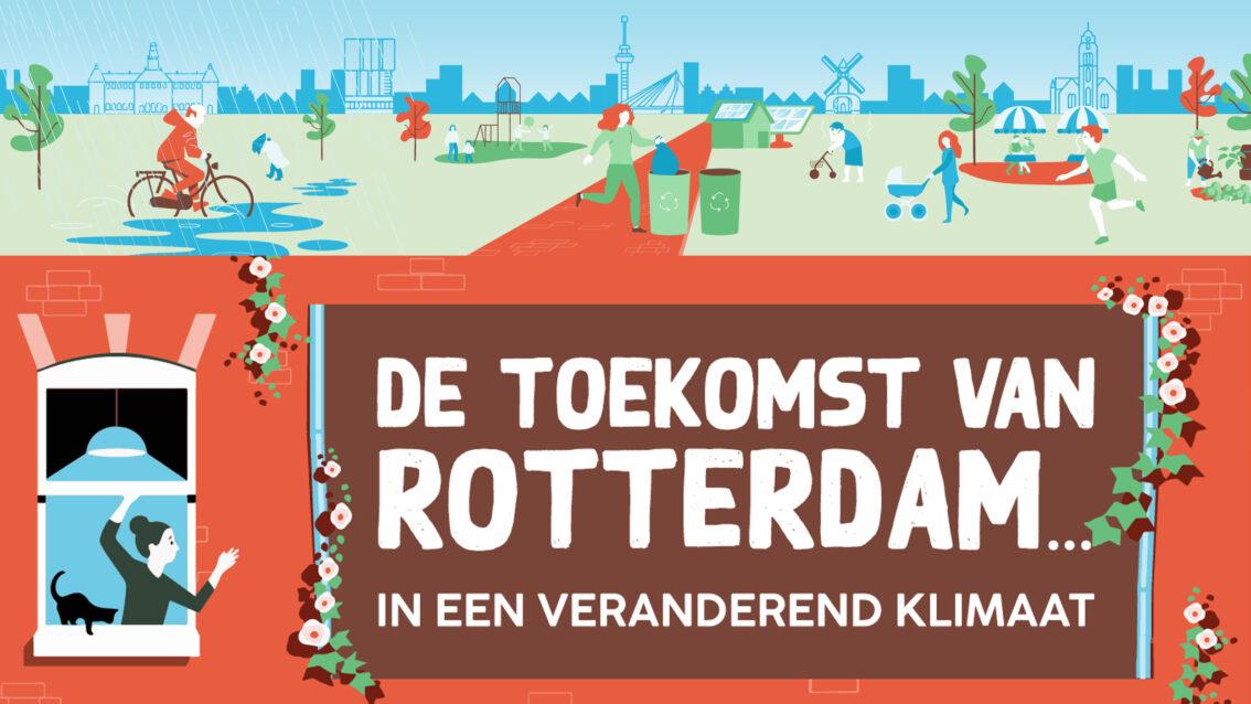 Hoe denkt Rotterdam over klimaatverandering?